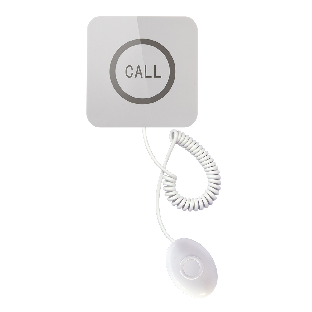 Wireless restaurant table remote waiter service call button wireless calling bell touch key